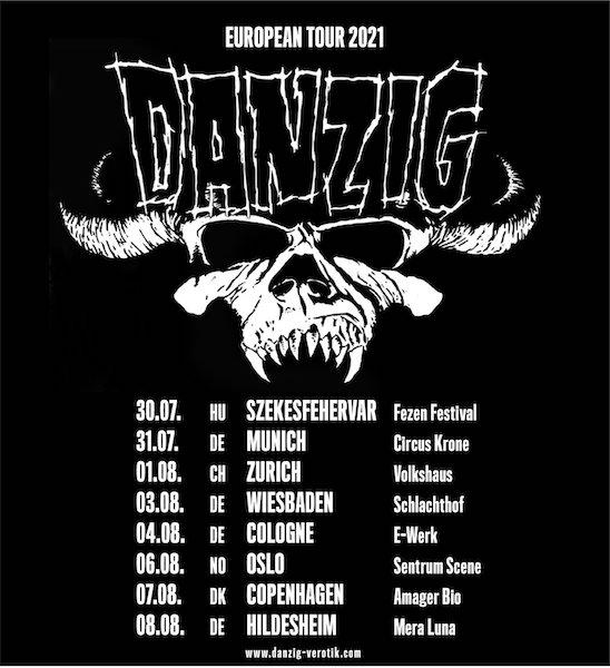 DANZIG Tour auf 2021 verlegt