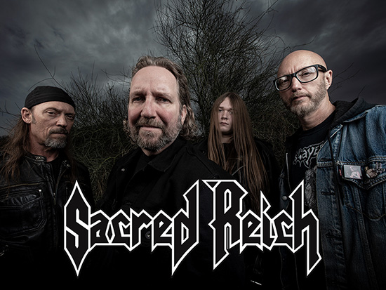 "SACRED REICH – ""Salvation"" Video online"