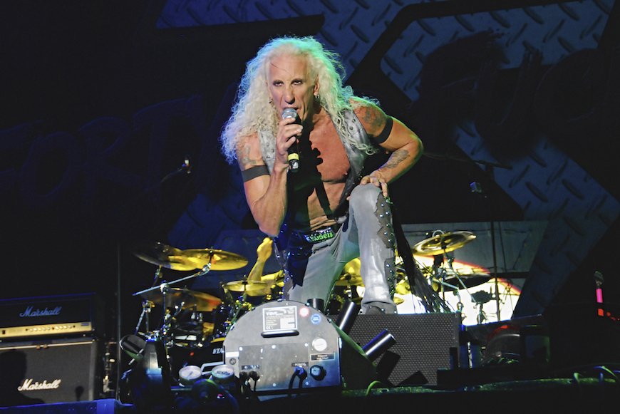 """DEE SNIDER -""""For The Love Of Metal"""" Live-Video Premiere"""