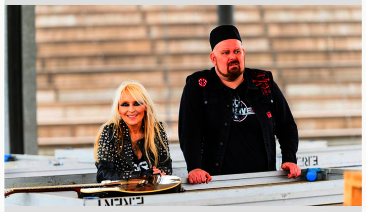 DORO – WDR Coronasession Live im Amphitheater