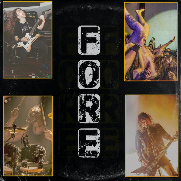 FORE – 'Open Door' PENNYWISE Cover