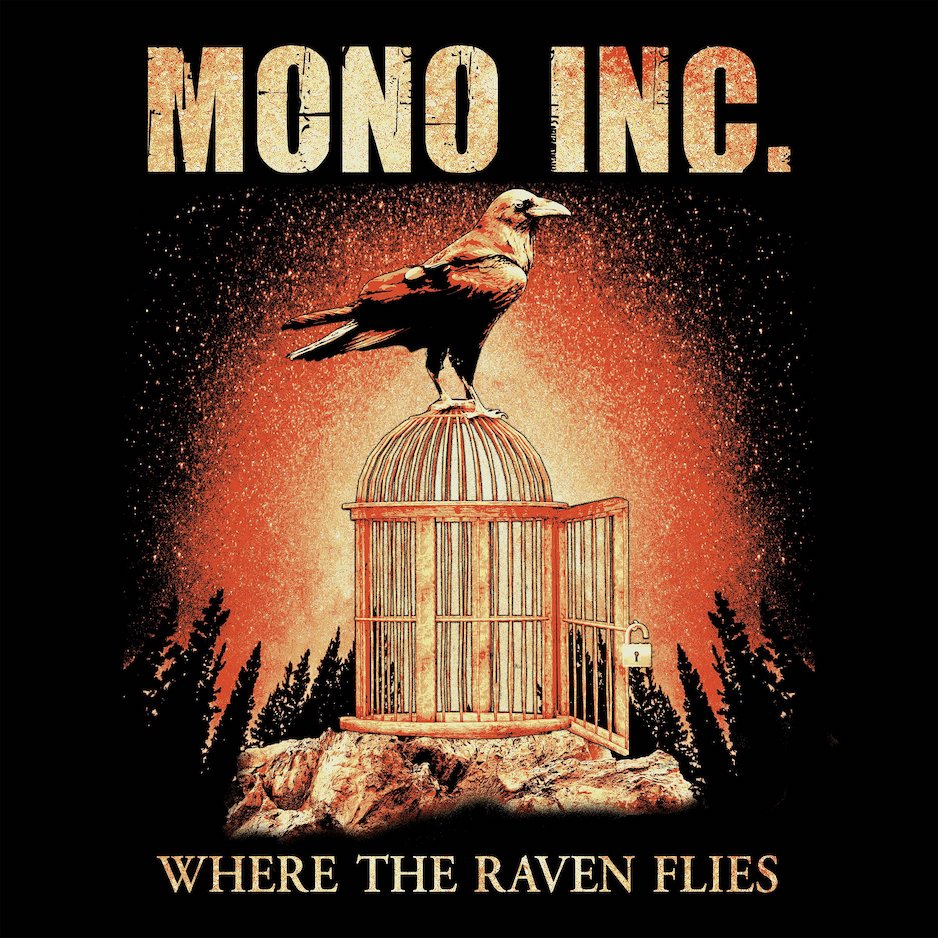 You are currently viewing MONO INC. – `Where The Raven Flies` Video
