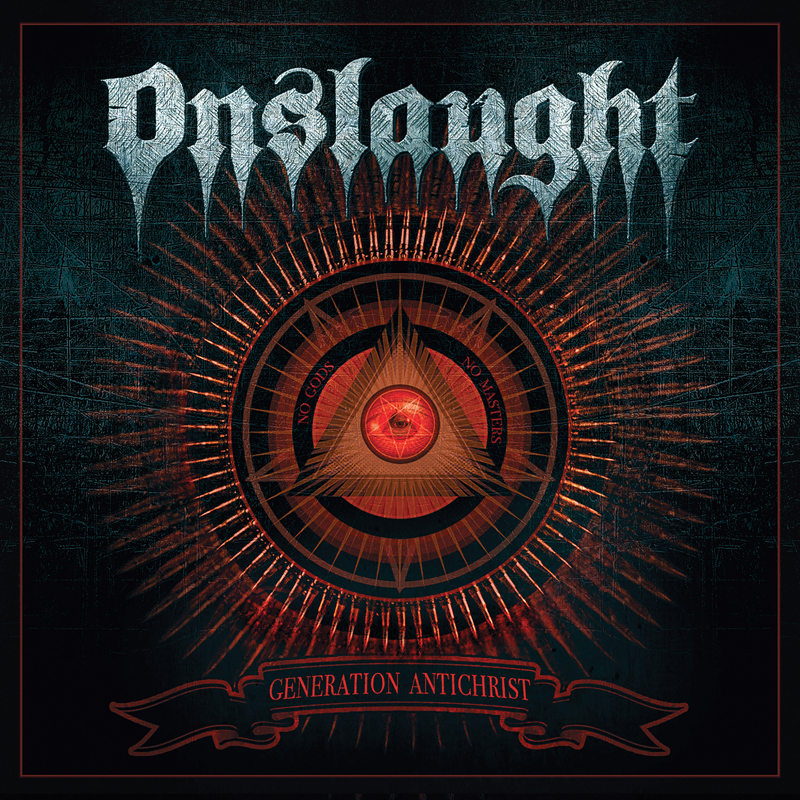 You are currently viewing ONSLAUGHT kündigen neues Album an