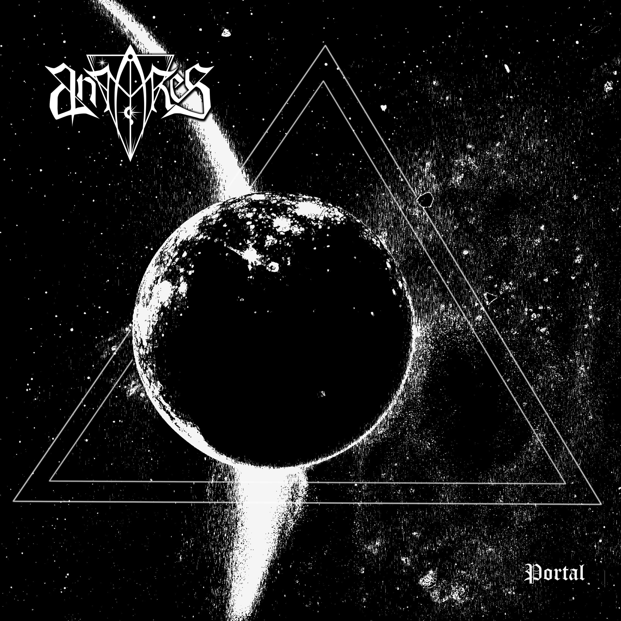 """You are currently viewing ANTΑRES: Debüt-EP """"Portal"""" komplett im Stream"""