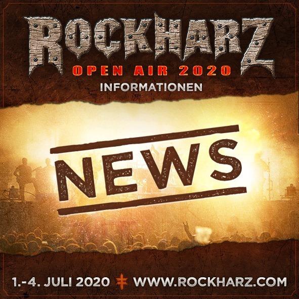 You are currently viewing Positive Neuigkeiten für die Ticketkäufer des Rockharz 2020!