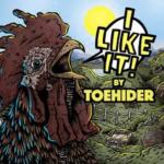 Neuer Stoff der australischen Progger von TOEHIDER
