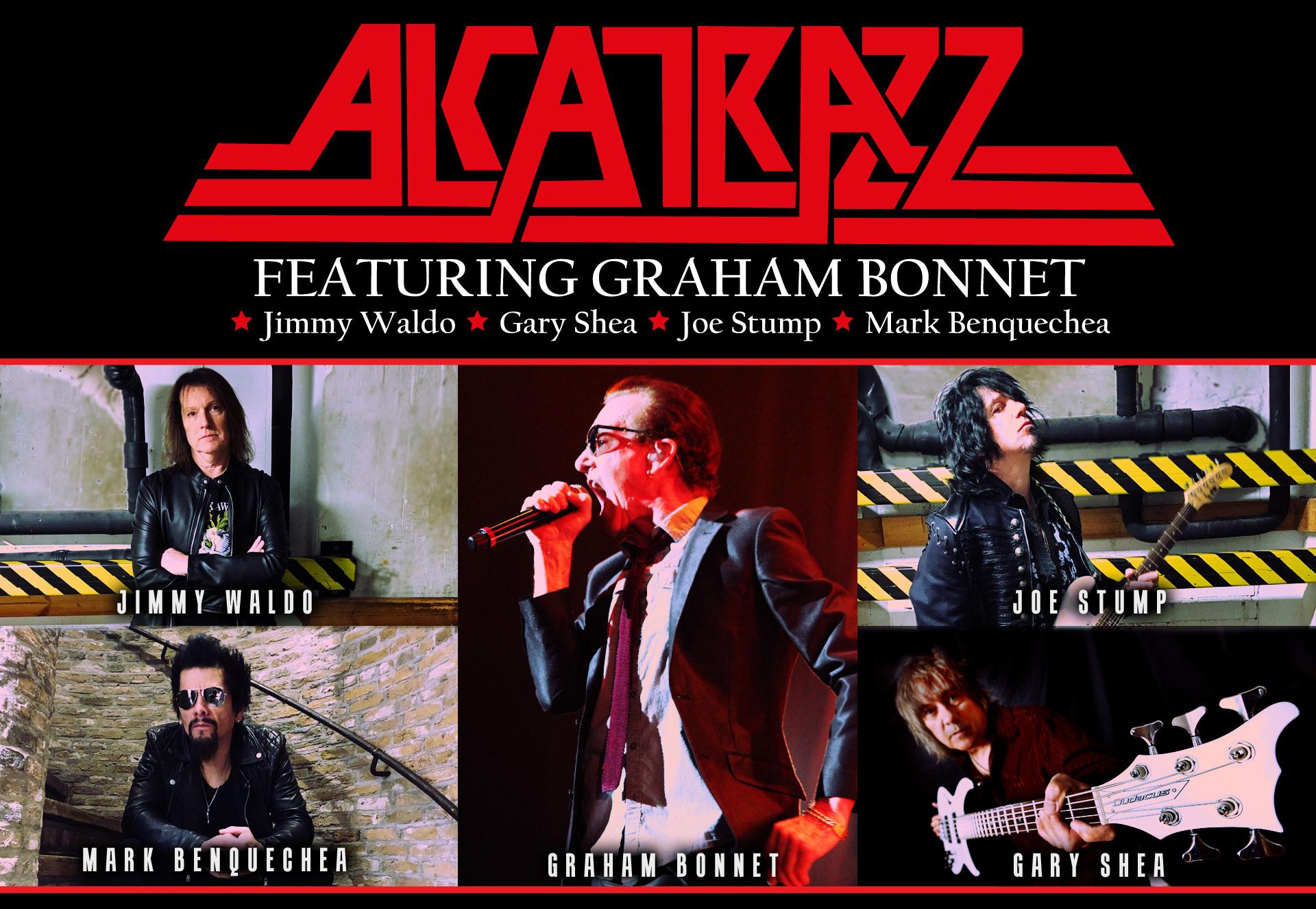 ALCATRAZZ – Zurück mit neuem Album nach 34 Jahren