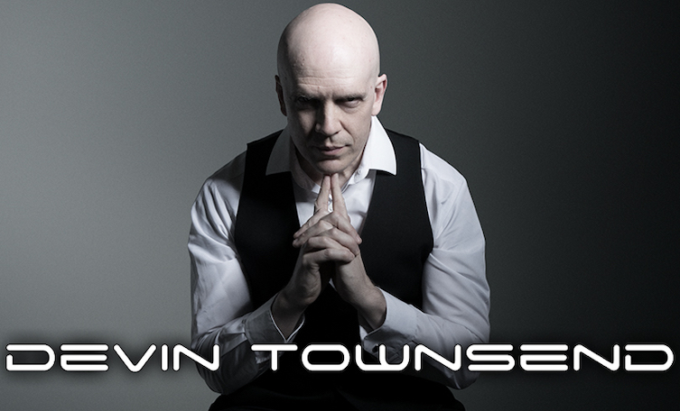 DEVIN TOWNSEND – 'Sprite' Video: Vorgeschmack auf 'Empath – The Ultimate Edition'