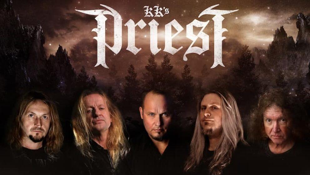KK'S PRIEST: Debut Album in Arbeit