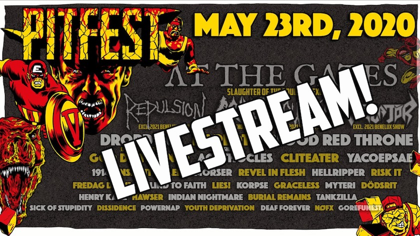 You are currently viewing HEUTE (23.05) PITFEST im interaktiven Livestream