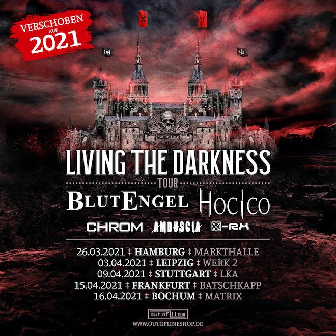 Blutengel Leipzig 2021