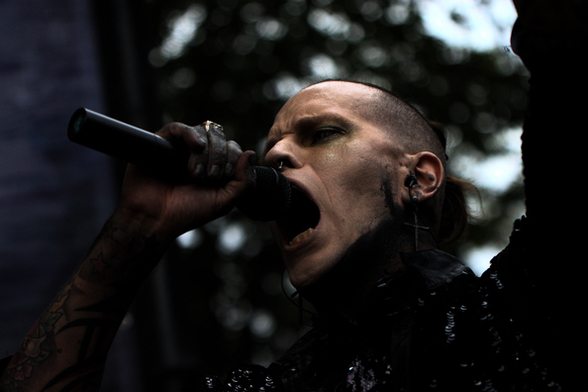 LORD OF THE LOST –  mögen es weiß: 'The Death Of All Colours' Video