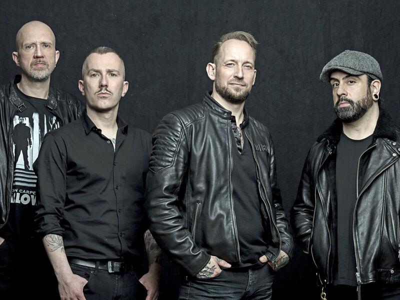 """You are currently viewing VOLBEAT – 'Don't Tread on Me' von der """"Metallica Blacklist"""" als Video"""