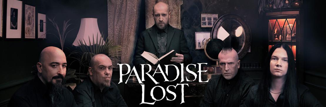 You are currently viewing PARADISE LOST  – Musik, Nostalgie & eigenartige Zeiten
