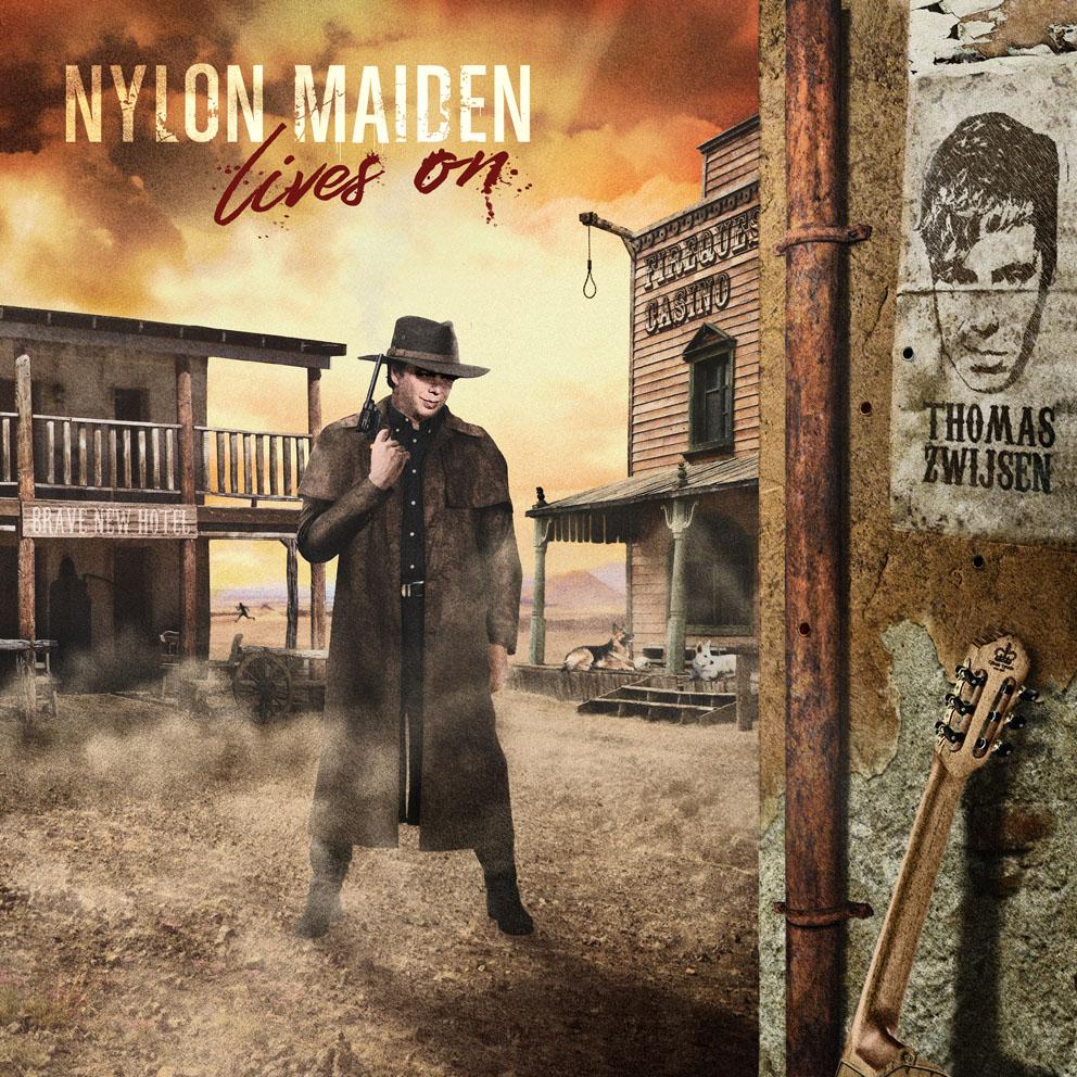 Neue NYLON MAIDEN Doppel-CD