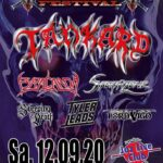 IRONHAMMER-Festival am 12.09.20 in Andernach