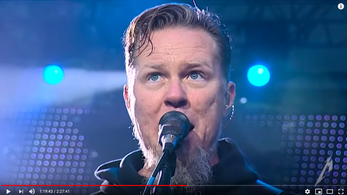 """Read more about the article METALLICA – Berliner """"Master of Puppets"""" Liveshow 2006 online"""