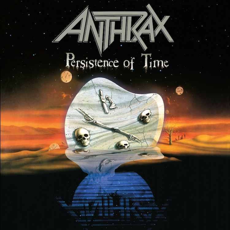 "ANTHRAX-""Persistence of Time"" kommt in einer ""Special 30 Years"" Edition"