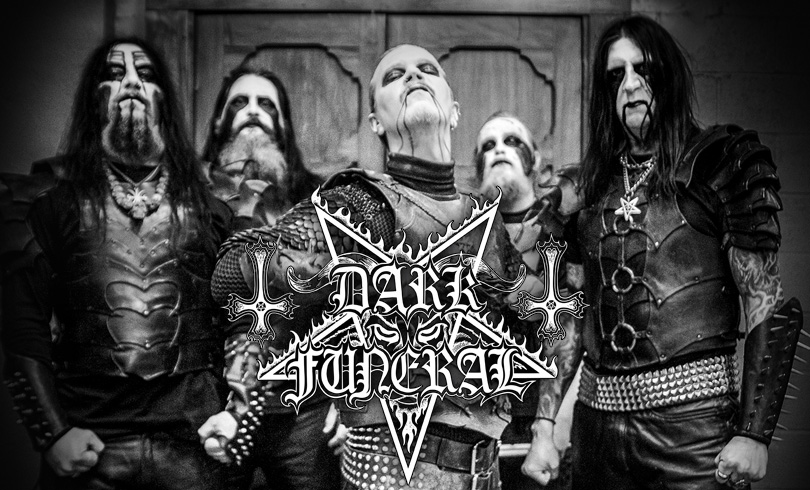 Read more about the article DARK FUNERAL – 'The End Of Human Race' (Quarantäne Video)