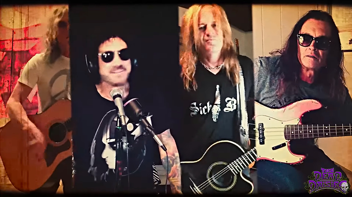 Read more about the article THE DEAD DAISIES – 'The Lockdown Sessions' Video