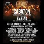 Update: European Metal Festival Alliance – 7. bis 9. August 2020