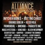 European Metal Festival Alliance – 7. bis 9. August 2020