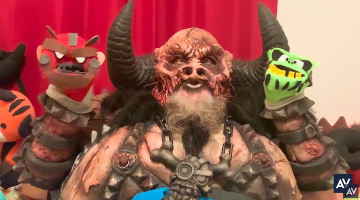 Read more about the article GWAR  – Unplugged Session Video