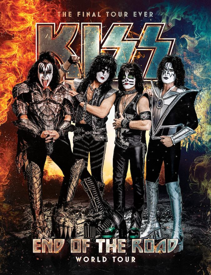 Read more about the article KISS – NEUE TERMINE für END OF THE ROAD TOUR 2021