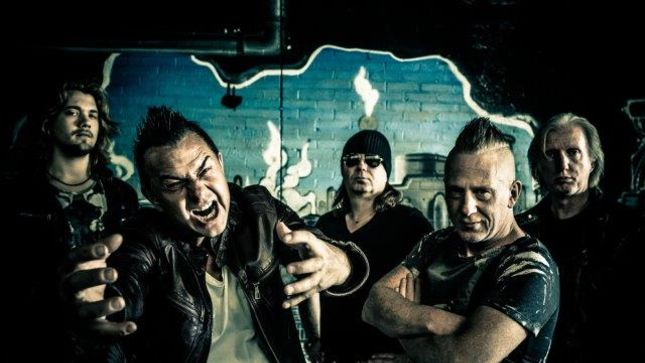 Read more about the article MARTYR – 'Fire Of Rebellions' Video
