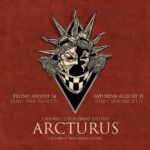 ARCTURUS: Exklusive LiveStreams