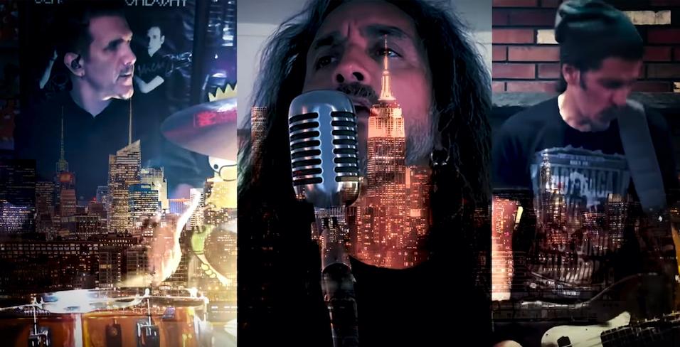 ANTHRAX und DEATH ANGEL Mitglieder covern U2