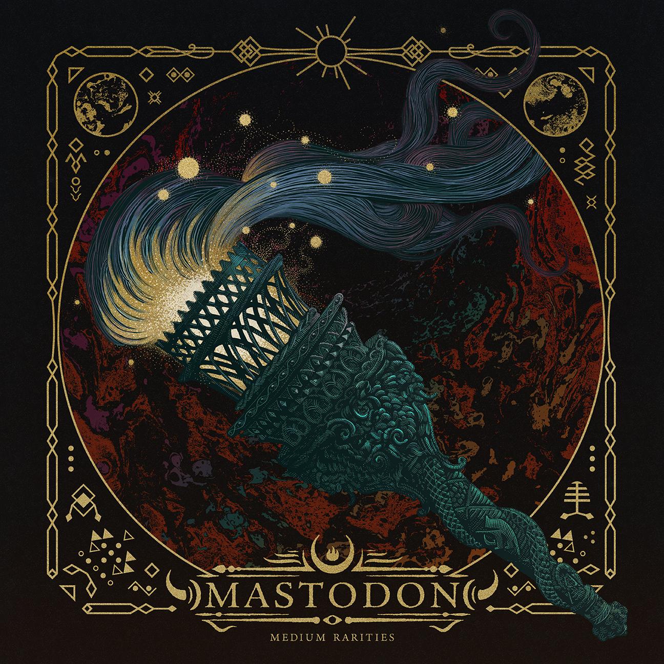 MASTODON veröffentlichen Raritäten-Sammlung
