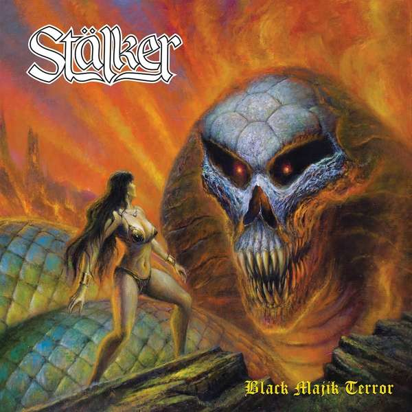 Put the pedal to the metal: STÄLKER mit Speed Metal in Reinkultur