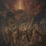 "DARK QUARTERER: Epic Metal-Konzeptalbum ""Pompei"" am 06.11."