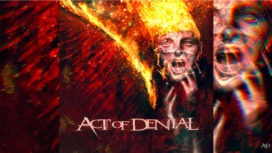 ACT OF DENIAL  – DEATH, SOILWORK, TESTAMENT, SEPTICFLESH u.a.  –  'Controlled'