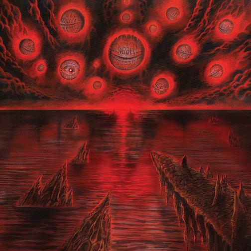 Death aus dem Underground – GOREPHILIA: 'Ouroboran Labyrinth'