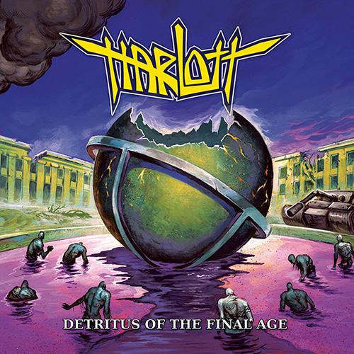 """Thrasher HARLOTT mit neuer Single und Album """"Detritus Of The Final Age"""""""