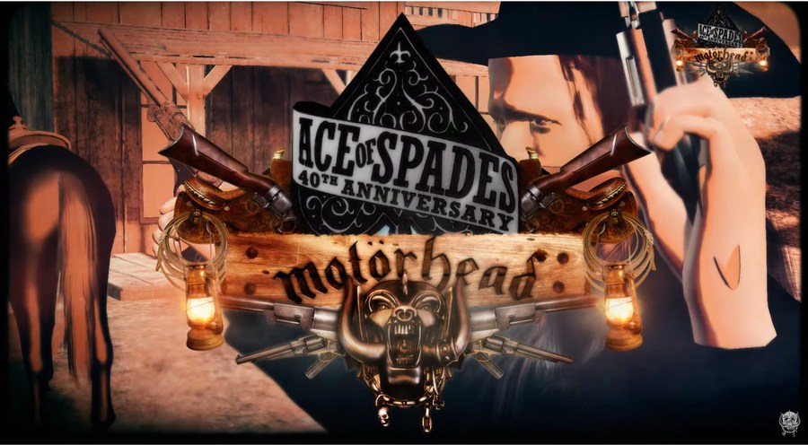 "MOTÖRHEAD – ""Shoot You In The Back"" Animated Lyric Video"