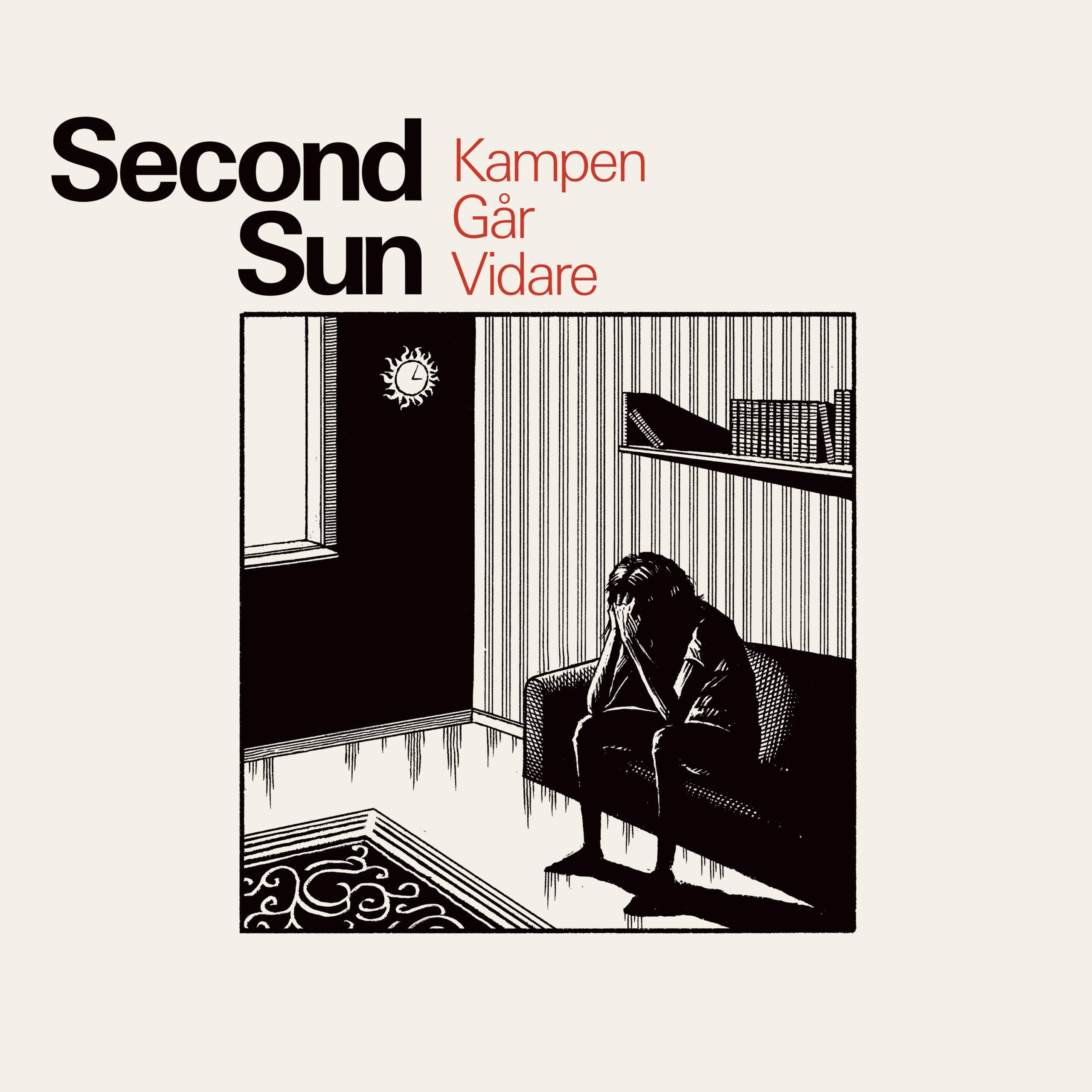 Classic Rocker SECOND SUN mit drittem Album