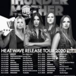 THUNDERMOTHER – auf Heat Wave Release Tour Part III