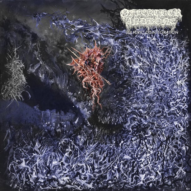 Neuer brutal Death: OF FEATHER AND BONE – 'Entropic Self Immolation'
