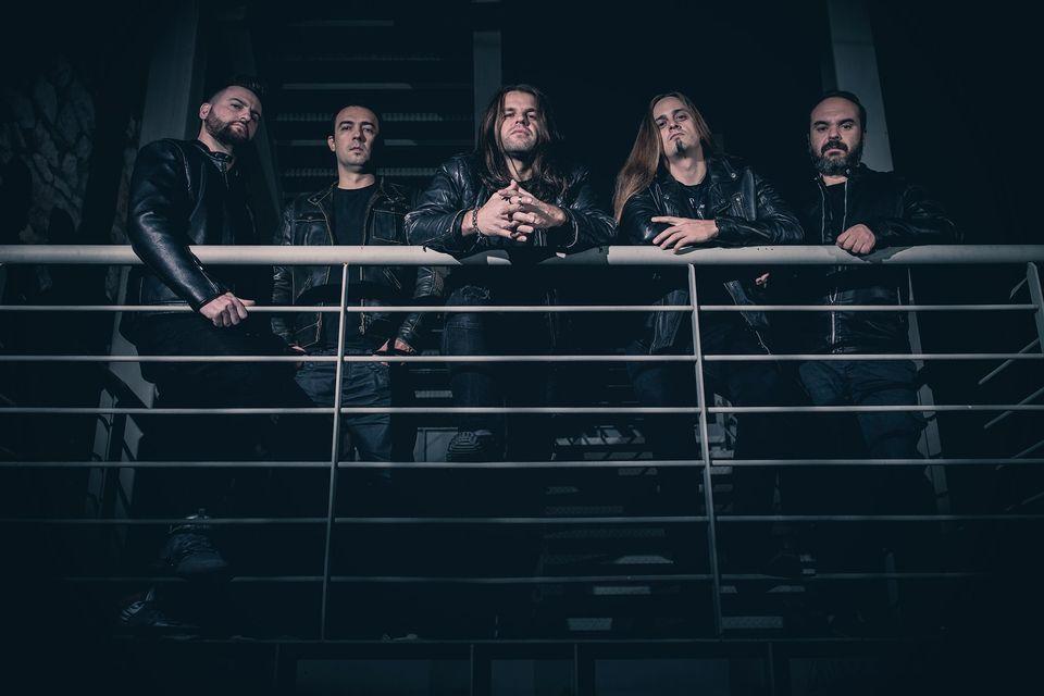 Prog Power Metal mit BLACK FATE