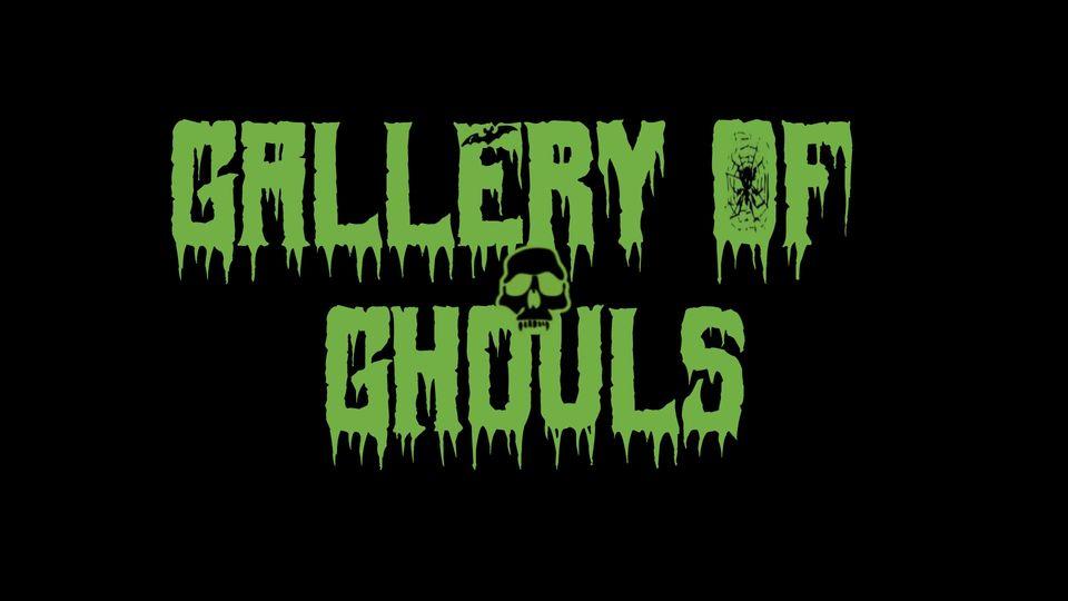 Sludge mit Alice in Chains-Anleihen: GALLERY OF GHOULS