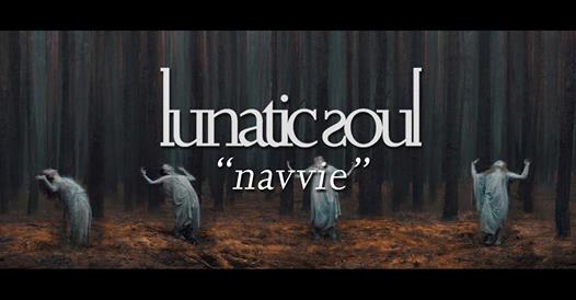 "Mariusz Dudas LUNATIC SOUL mit Clip zu ""Navvie"""
