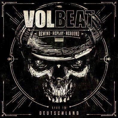 """VOLBEAT: """"Die To Live"""" aus Stuttgart"""