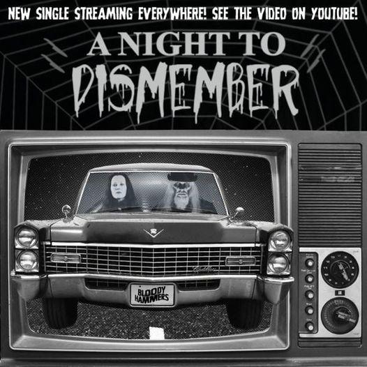 BLOODY HAMMERS: erste Single zum neuen Album