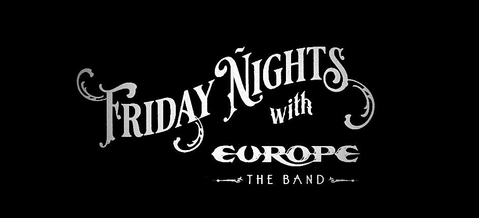 "EUROPE mit oller Kamelle in den Lockdown-Sessions: ""Dance The Night Away"""