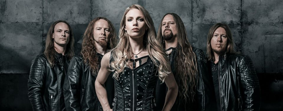 "LEAVES' EYES besingen den ""War Of Kings"""