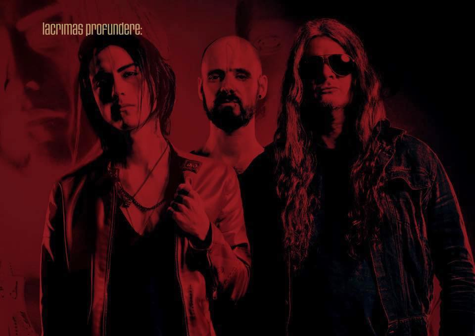 LACRIMAS PROFUNDERE – 'Like Screams In Empty Halls' Clip