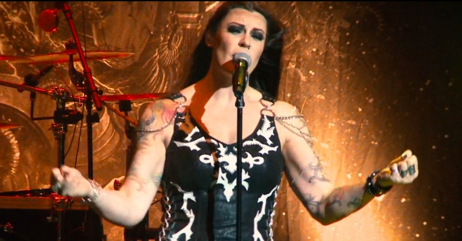 NIGHTWISH – Unreleased Live Video 'Yours Is An Empty Hope'